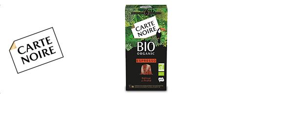 Capsules Carte Noire Espresso