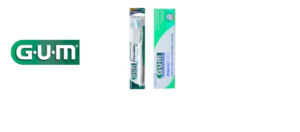 Les soins bucco-dentaires GUM
