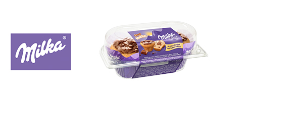 Muffins et Cookies Milka®