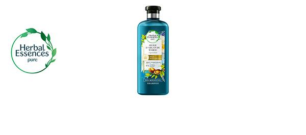 Les produits Herbal Essences