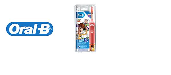 Brosses à dents électriques Oral-B enfants