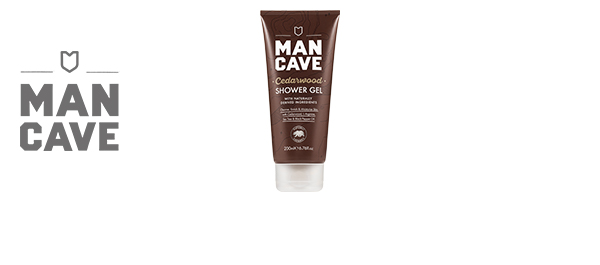 ManCave Natural Grooming Gear