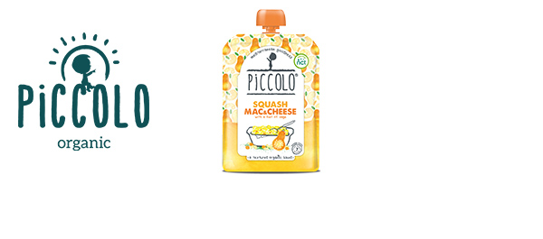 Piccolo Organic Baby Food Pouches