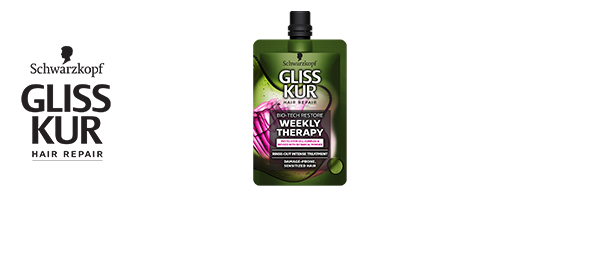 Gliss Kur Weekly Therapy