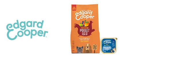 Nourriture chien/chat Edgard & Cooper