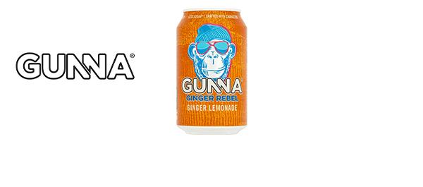 Gunna Craft Soft Drinks