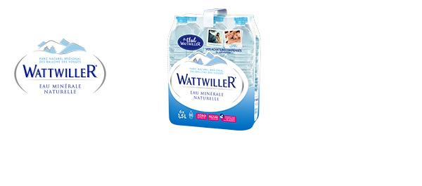 Eau minérale Wattwiller