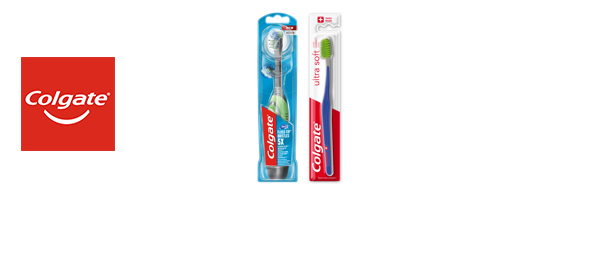 Les Brosses à Dents Colgate