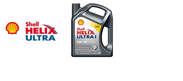 Huiles moteur Shell Helix Ultra