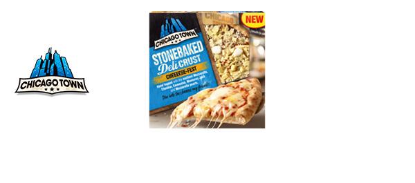 New Chicago Town Deli Crust Pizza