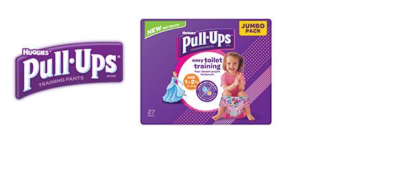 Culottes Huggies Pull-Ups