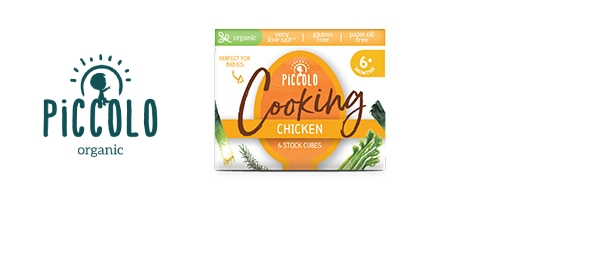 Piccolo Organic Cooking Ingredients