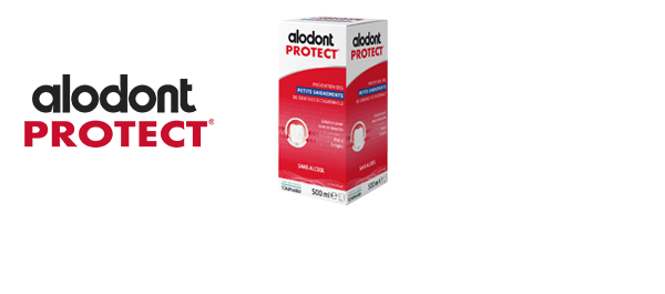 Bain de bouche alodont PROTECT®