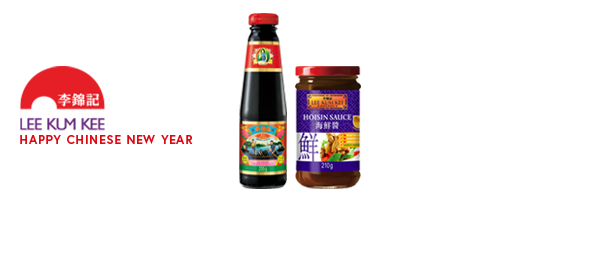 Lee Kum Kee's Chinese Sauces