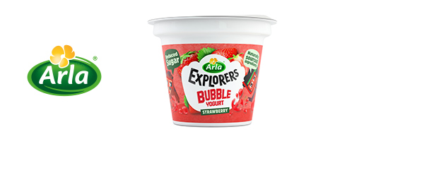 Arla Explorers Kids Yoghurts