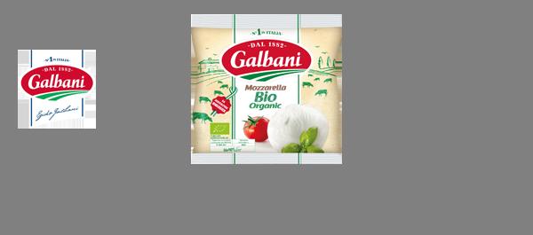Mozzarella Bio Galbani