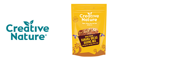 Creative Nature Baking Mix