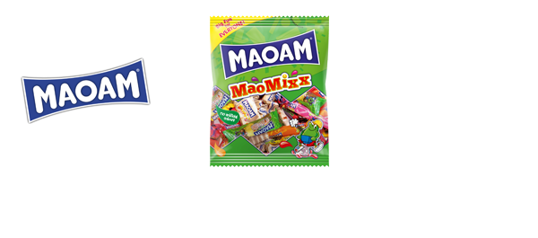 MAOAM bonbons