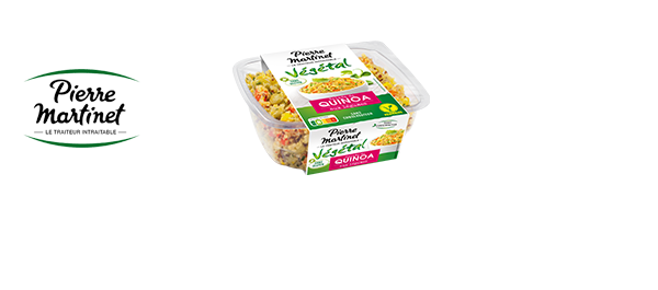 Les salades Pierre Martinet