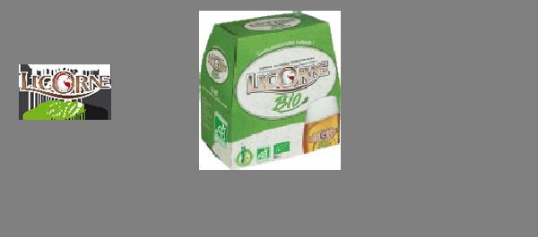 Licorne Bio - Bière blonde biologique