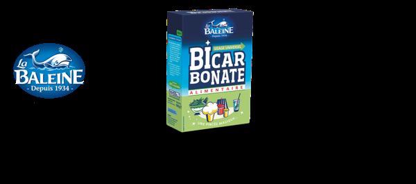 Le Bicarbonate La Baleine