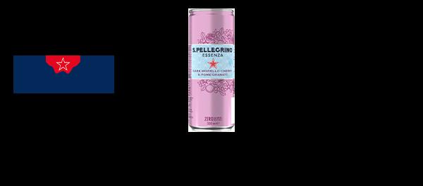 S.Pellegrino ® Essenza Sparkling Water