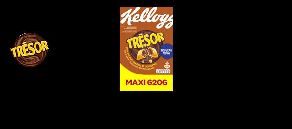 Céréales Trésor de Kellogg's