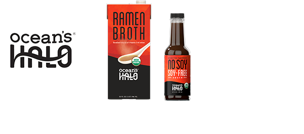 Organic Ramen Broth & Soy-Free Sauces