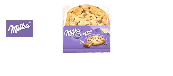 Mini Donuts et Cookies Milka®