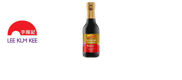 Lee Kum Kee Soy Sauces