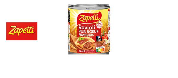 Ravioli Zapetti