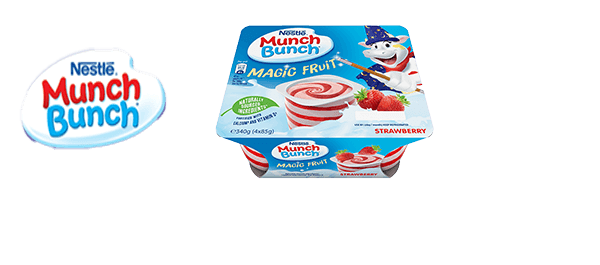 Munch Bunch Magic Fruit