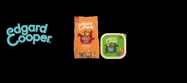 Nourriture naturelle chien Edgard & Cooper