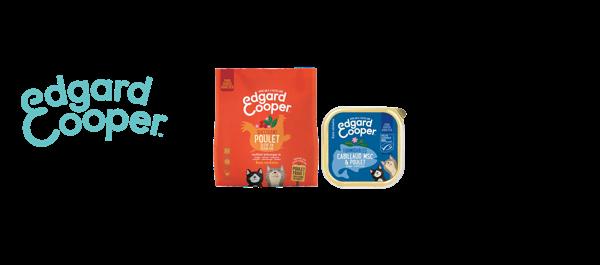 Nourriture naturelle chat Edgard & Cooper