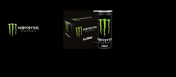 Monster Energy Multipack