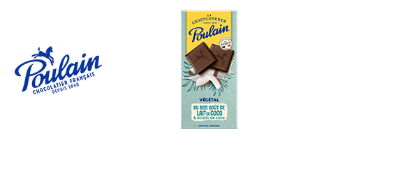 Poulain - Nos tablettes gourmandes