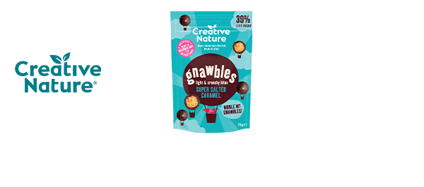Creative Nature Dairy Free Gnawbles