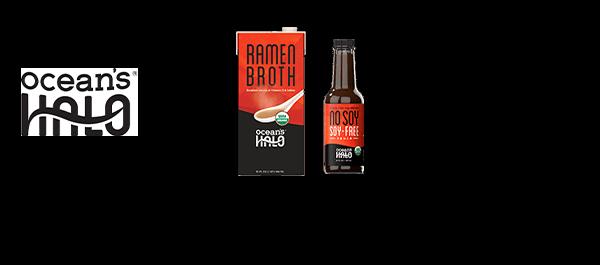 Organic Ramen Broth & Soy-Free Sauces