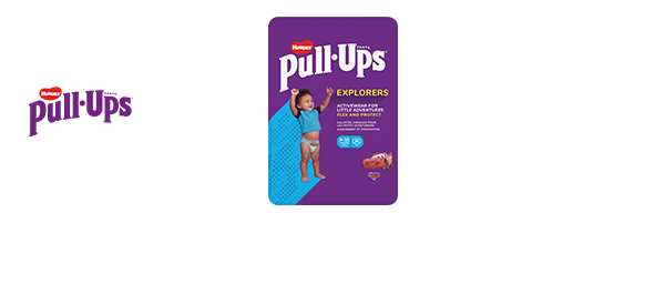 Couches-culottes Huggies® Pull-Ups®