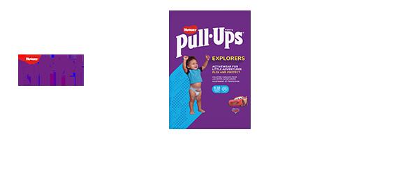 Huggies® Pull-Ups® luierbroekjes