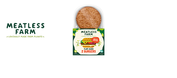 Meatless Farm Plant-Based Meat