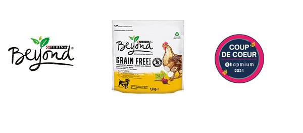BEYOND®: des ingrédients naturels