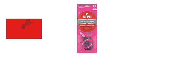 Kiwi® Semelles et Accessoires Gel