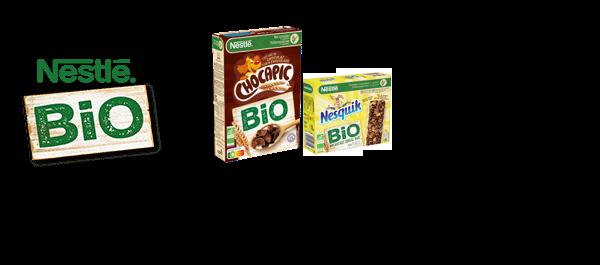Barres & Céréales Bio Nestlé