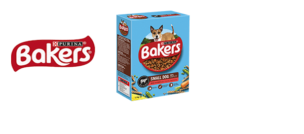 Try The Bakers Small Dogs Range