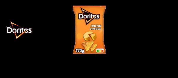 Tortillas et sauces Doritos