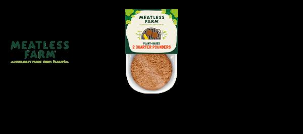 Discover Meatless Farm Plant-Based Alternatives