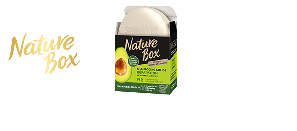 Soins Capillaires naturels Nature Box