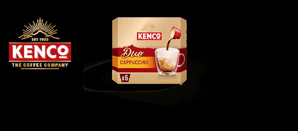 Kenco Duo Coffee