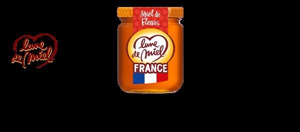 Miel de France Lune de Miel®